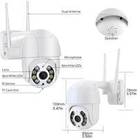 1080P FHD ip camera wifi webcam mini security kamera outdoor cctv Waterproof Two-way Audio IR Night Vision camara de seguridad1