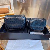 FRANCE Dames Classic Niki Oil Cire Scratcher Sac Messenger Haute Qualité Supérieur Superior Fournisseurs Designer Sac à main de luxe pour Femmes Fête Fashion Com com