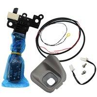 Kit de commutateur de commande de croisière pour Toyota Land Cruiser LC200 LC76 2012 84632-34011 8463234011 45186 60050 E0 Grey