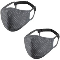 Other Event & Party Supplies 2pcs Face Mask For Adult Mascarillas Mountain Bicycle Masks Masque Halloween Cosplay Sports Mouth Cover Riding