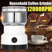Speed Grain Spices Hebal Cereal Coffee Dry Grinder Mill Grinding Machine Gristmill Home Powder Crusher Electric Grinders