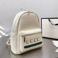 العلامة التجارية المصممين الفاخرة حقائب الظهر الأزياء حقيبة الظهر 2021 المرأة رجل حقائب اليد المحافظ النخيل الينابيع حقيبة صغيرة أعلى جودة 21051102XS