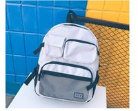 Backpack 2021 Fashion Large Designer Bag Shoulder Rucksack Student Girl School Sports Backpacks Grey Color Bagpack
