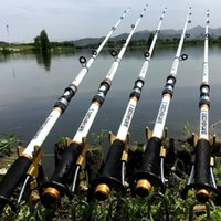 2021 New Arrival Fishing Rod Spinning Fly Feeder Carbon Fiber Pesca Carp Fishing Rods feederHard FRP Telescopic pole