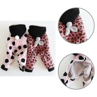 Dog Apparel Pet Hoodie Long Lasting Puppy 4-Legged Clothes Winter Outfit Excellent
