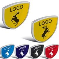 Sticker de badge Emblem Emblem Emblem pour Volvo S80 C40 C60 C60 C60 C60 XC60 XC70 XC80 V60 V70 CYCLAGE