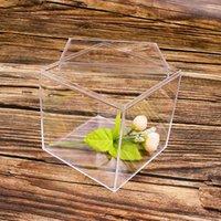 Takı Torbalar, Çanta B36D Kapaklı Plastik Kutu Küp Küçük Mini Parti Hediye Düğün Şeker Çeşitli Boyutu Ekran