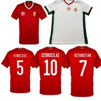 20 21 Hungary soccer jerseys national team HOME red Dominik ...
