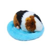 3 stücke Hamster Bett Runde Warme Schlafmatte Pad Für Igel Eichhörnchen Mäuse Ratten und andere kleine Tiere - Größe (Rando Kennels Stifte