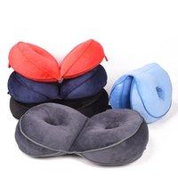 Almofada / almofada de travesseiro decorativo, japonês bonito nádegas de memória quebrada cintura de espuma cintura cadeira de almofada