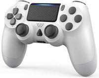 Controlador de juegos para PS-4 1000mAh Controlador inalámbrico para PS-4PS-4 Slim PS-4 PRO Consola con botón Compartir Función de vibración de diseño ergonómico