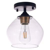 현대 LED 천장 조명 홈 조명기구 램프 85-265V 거실 침실 용 부엌 천장 램프 20cm 깊이 22.5cm 높이