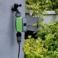 Smart Home Control Garden Walhing Timer BT APP Автоматический кран ирригационный клапан устройство цифрового крана