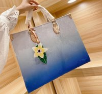 Femmes de haute qualité cuir luxurys designer sac à main féminin Messenger Messenger Onthego Sacs à main sac à main