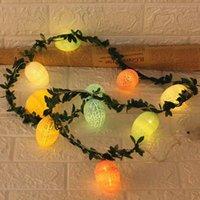 بيض عيد الفصح سلك سلسلة أضواء بطارية تعمل ضوء مصابيح ديكور المنزل حزب يمكن أن تجعله في أي شكل بناء على حاجة سلع الجدة