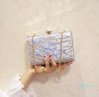 Women's Glitter Shimmer Envelope Ladies Sequins Evening Party Prom Clutch Bag Handbag 2020