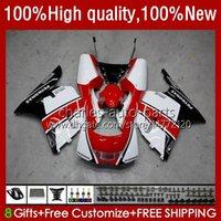 Fairings For YAMAHA Black red white TZR 250 TZR250 R RS RR TZR-250 TZR250R 92 93 94 95 96 97 Body 32No.45 YPVS 3XV TZR250-R 1992 1993 1994 1995 1996 1997 TZR250RR 92-97 Bodywork