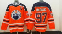 2021 Edmonton Oilers Hockey Jerseys Mens Connor McDavid Jersey Darnell Nurse Leon Draisaitl Dominik Kahun Ethan Bear Adam Larsson Jujhar Khaira cosido