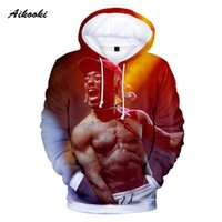 Popular 3D Hoodies Sweatshirt LIL Funny VERT Hip And Hop Autumn Winter UZI Aikooki Cool Clothes Soft Style Women Men Coats Rwwgs
