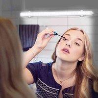 LED Makeup Mirror Hollywood Vanity 5 V USB Table Desk 5W Dormitory Lamp Eye Protection Bedroom Wall Night Light