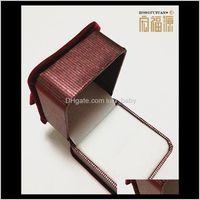 Flannelette подарок оптом продажи жемчужные серьги кольцо упаковки hfy9 6wyay ювелирные изделия коробки qvmmt
