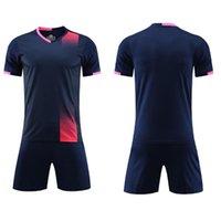 2021 Fussball Jersey Sets Football Shirt Männer und Frauen Erwachsene Training Anzug Light Board Persönlichkeit Kinder Kurzarm Match 06
