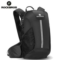 ROCKBROS Cycling Backpack Bicycle Rainproof Sport Bags Camping Outdoor Travel Hiking Bag Breathable High Capacity Backpacks