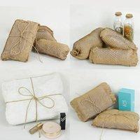 Pacote biodegradável da embalagem de papel da embalagem de papel do favoço do favo de mel do envoltório de 30m