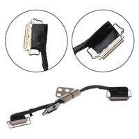 """LVDS Ekran Ekran Kablo Menteşesi Mbook Pro Retina Için 13 """"15"""" A1398 A1425 A1502 2012-2021 Bilgisayar Kabloları Konnektörleri"""