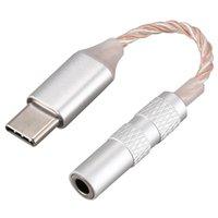 Connecteurs de câbles de câble de câble d'adaptateur audio 32 bits