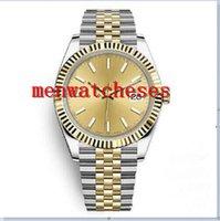 U1 Orologio Automatische mechanische Uhren Männer Big Lupe 41mm Edelstahl Sapphire Mens Watche Männliche Armbanduhren Wasserdicht Licht