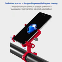 Car & Truck Racks Universal Bicycle Scooter Phone Holder Aluminum Motorcycle Stand Rack Cycling Accessories