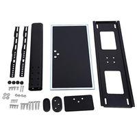 D800 Grande 37-55 polegadas Stand TV vertical Universal LED LCD LCD TV de tela plana suporte de mesa com suporte / base para sala de reunião familiar sala de aula