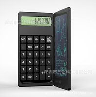 Calculators 6-inch folding thin tablet calculator tablet business gift office Portable LCD tablet