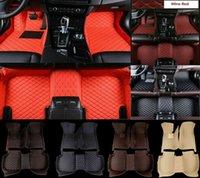 Автомобильные коврики для Dodge Durango 5 сидений напольные ковры колодки ковры авто