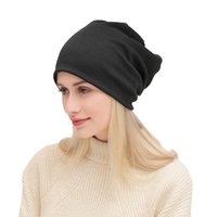 Unisex Sports Street-style HipHop Casual Loose Hat Women Men Beanies Knited Cotton Cloth Hats Warm Winter Cap LLA1031