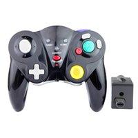 Game Cube Wireless Controller NGC Joystick Gamepad Joypad per Nintendo Host e compatibile con i giochi con console Wii DHL Veloce