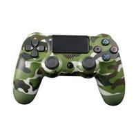 For PS4 Controller Bluetooth-compatible Vibration Gamepad For Wireless Joystick For PS4 Games Console