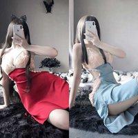 2021 Designer de moda lingerie xinze roupas roupas íntimas lace sexy suspender camisa sexy pijama direto para as mulheres
