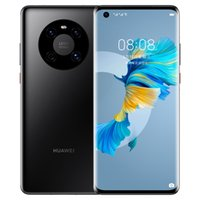 "Original Huawei Mate 40e 5G Mobiltelefon 8 GB RAM 128GB 256GB ROM KIRIN 990E 64MP AI NFC IP53 4200mAh Android 6.5 ""Gekrümmter Vollbild-Fingerabdruck-ID Gesicht Smart-Mobiltelefon"