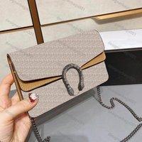 Newset Women Lady Messenger Bags Love Heart V 파도 패턴 Satchel 정품 가죽 어깨 가방 체인 핸드백 지갑
