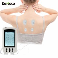 Models Tens Machine Massager EMS Electronic Pulse Electrical...