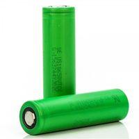 HG2 de alta calidad HG2 INR18650 25R 30Q VTC5 VTC6 18650 batería 2500mAh 2600mAh 3000mAh Baterías de litio recargables marrón verde para Samsung IMR LG Top Sony rápido