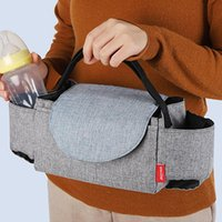 Diaper Bags Baby Bottle Cup Holder Maternity Nappy Bag Accessories For Portable Carriage
