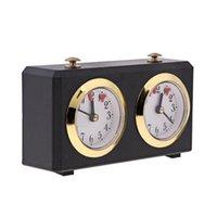 Стол столовые часы ABS PLASTIC PLASTER COMPANED COUNT DOUP Down Timer Chess Clock для международной китайской игровой доске игры