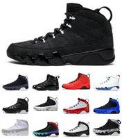 2022 jumpman 9 homens sapatos de basquete mudar o mundo sonho criado ginásio vermelho jordán universidade ouro prata glitter 9s og pérola azul snakeskin homens sneakers