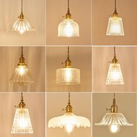 Pendant Lamps Nordic Led Stone Industrial Lamp Luminaire Kitchen Dining Bar Lighting Light Bedroom Hanging Room