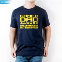 Erkek T-Shirt Haikyuu Gamer Baba Noel Babalar Günü Hediyesi Komik Baskılı T-shirt 2021 Kısa Kollu O-Boyun Pamuk T Gömlek Rahat Tees