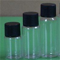 10ml 15ml 20ml 25 ml 30ml 40ml 50ml 60 ml 100 ml 120 ml Plastikflasche Lotion Shampoo Probe Creme Latex Container 337 S2