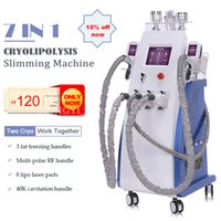 2021 النحت شفط الدهون cryolipolysis شكل الجسم آلة criolipolisis الدهون تجميد 40k التجفيف RF Lipo Lipolysis